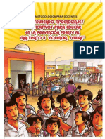 folleto para docentes