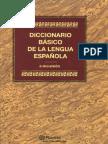 Diccionario Básico Lengua Española TOMO I - PLANETA