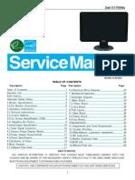 manual de servicio sony