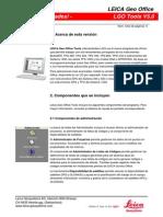 Leica Geo Office Tools Español