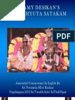 achyutha satakam