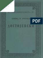 Leonid Grosman - Dostojevski