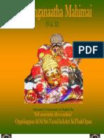 sri ranganatha mahimai vol2