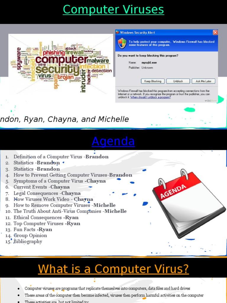computer virus | Computer Virus | Malware