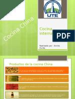 Cocina Internacional China Emilia Zurita