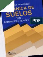Mecanica de Suelos - Juarez Badillo Tomo I