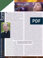 Ciencia, Razón y Fe
