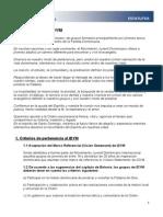 Estatutos IDYM 2009