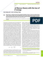 conflicts of marcus theory and conservation