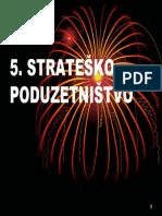 7. Strateško poduzetništvo