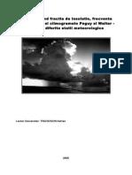 Fractia de Insolatie, Frecventa Nebulozitatii Si Climogramele Peguy Si Walter - Lieth