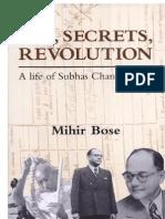 Raj, Secrets Revolution