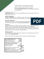 JSC Financial Statements