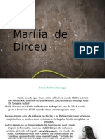 Literatura - Marília de Dirceu