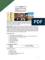 assignment packet  hs  spanish 1  term3  mrs  navarro