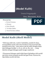 Fisika Inti (Model Kulit)