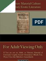 Romance & Sex - 17th Century Erotic Literature