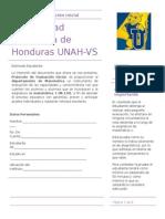 Protocolo de Evaluación Inicial