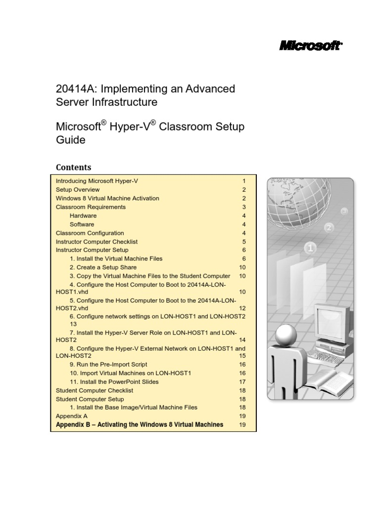 10774a: querying microsoft sql server microsoft hyper-v classroom.