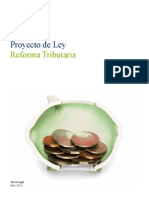 Deloitte Proyecto Ley Reforma Tributaria 2014