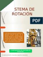 Diapositivas Del Sistema de Rotacion