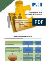 Presentacion Fundamentos de Proyectos