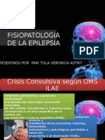 Fisiopatologia de La Epilepsia