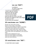 10 Oraciones Con