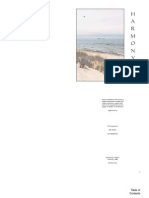 Porter (USA), Differing Thesis Presentation Styles