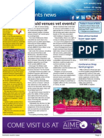 Business Events News for Wed 14 Jan 2015 - Should venues vet events?, Online Indian business travel visa, NYC delegate discounts, Gray's Say, and much more