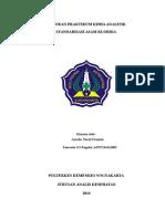 laporan praktikum HCl