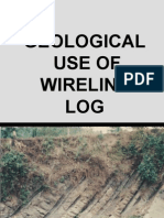 geological use of Wireline log