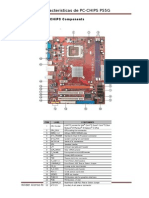 Motherboard PCCHIPS Components