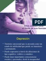 Depresión y Suicidio en Niños y Adolescentes