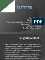 produk steril