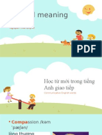 how to learn English words by PMS method