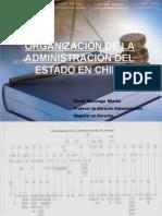 Organigrama de La Administración Del Estado - 2007