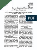 NCBI Article for Chlorine Di Oxide