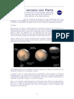 17-Encuentro Cercano Con Marte 27-01-2010