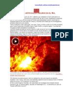 20-Fuegos Artificiales Oscuros en El Sol