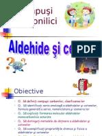 aldehide şi cetone