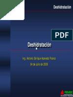 4.4 Deshidratacion de petroleo