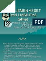 Manajemen Asset Dan Liabilitas