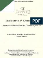 La industria textil en el siglo XIX en Guadalajara