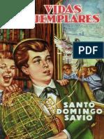 Vidas Ejemplares - 036 Santo Domingo Savio