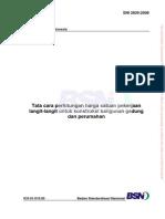 SNI-2839_2008_Analisa Harga Satuan Pekerjaan Plafond.pdf