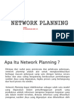 Network Planning 2