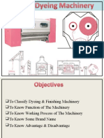 Woven Dyeing Machines