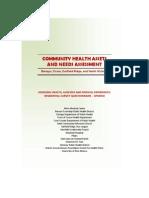 CHANA 2011-2014 Study Residential Survey Questionnaire - Spanish