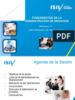 Adminsitracion de Operaciones
